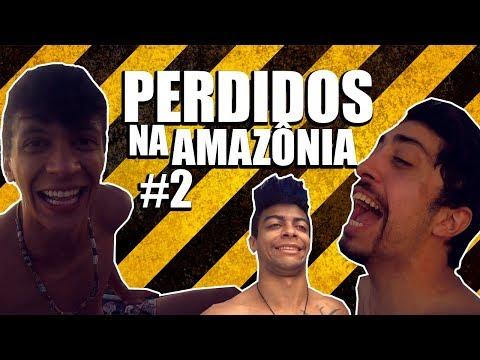 CONHECENDO AS PIRANHAS - PERDIDOS NA AMAZÔNIA #2