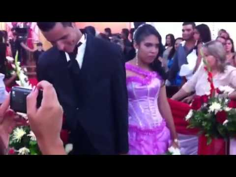 Casamento de Andressa com Alex