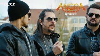 Angra - Interview - Vauréal 2018 - Duke TV [PT-FR Subs]