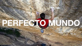 Perfecto Mundo | Stefano Ghisolfi climbs 9B+ by The North Face