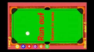 Finger Billiard YouTube video