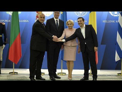 «Η ΕΕ και τα Δυτικά Βαλκάνια ανήκουν μαζί»