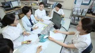 "Delivering warmth and hope into patients' lives ""AMC's Nursing Department""  미리보기"