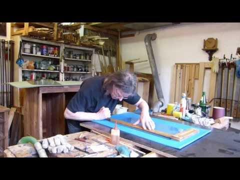 Glasscheiben zuschneiden, Glas schneiden mit dem Glasschneider