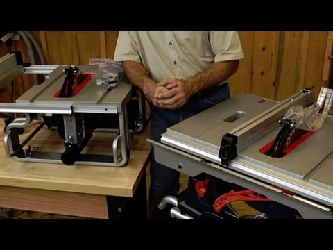 Table Saw Buying Advice Rated Table Saws