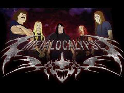 Dethklok - Murder Train A Comin' [Album Version]