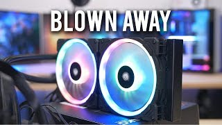 THE BEST RGB FANS ON THE MARKET...come with a price