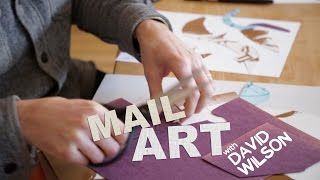 Oakland artist, David Wilson, demonstrates mail can be a powerful and tangible way to connect people. Follow along in this special episode of Art School in collaboration with SFMOMA to learn about collage techniques and make your own mail art to share around the world.Visit: http://ww2.kqed.org/artschool/ for more Art School videos!