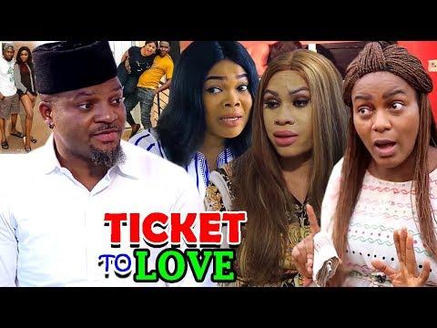 TICKET TO LOVE Full Season 1&2 - NEW MOVIE Queen Nwokoye / Walter Anga 2020 Latest Nigerian  Movie