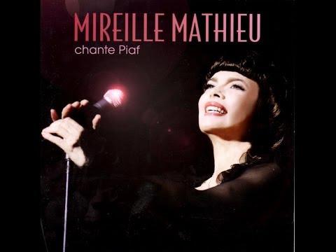 Tekst piosenki Mireille Mathieu - La goualante du pauvre Jean po polsku