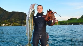 Whangarei New Zealand  City pictures : Spearfishing New Zealand Ep. 1 Whangarei