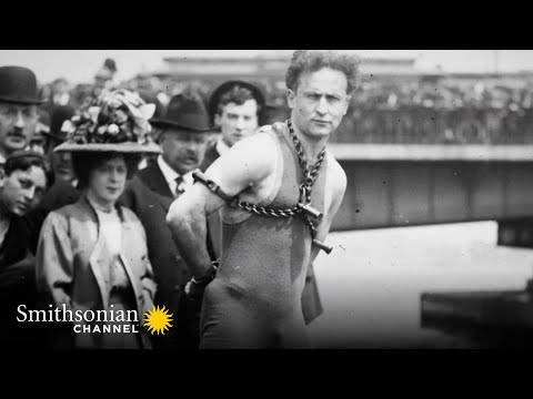 This Dangerous Trick Wowed Houdini's Fans 😲 The Curious Life and Death of... | Smithsonian Channel
