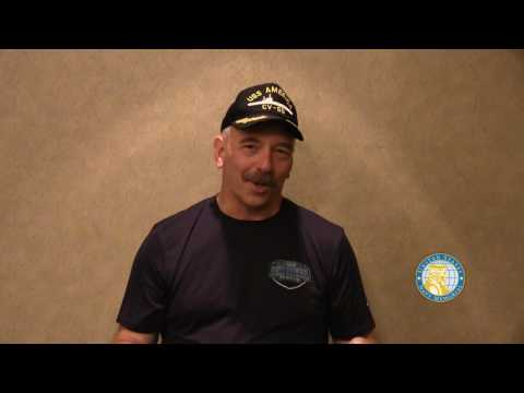 USNM Interview of David Kenney Part Five First Cruise on the USS America CV 66