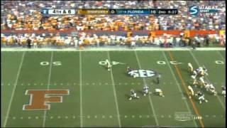 Chris Rainey vs Tennessee (2011)