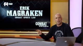 Georges St-Pierre's Contract Status with Lawyer Erik Magraken & Gabe Morency on MMA Meltdown by Fight Network