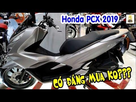 Honda PCX 2019 Có Đáng Mua Không ▶️ Giới thiệu Honda PCX Hybrid 2019 mới