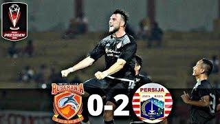 Video Borneo FC vs Persija Jakarta 0-2 - All Goals & Highlights - Piala Presiden 2018 - 24/01/2018 MP3, 3GP, MP4, WEBM, AVI, FLV Februari 2018
