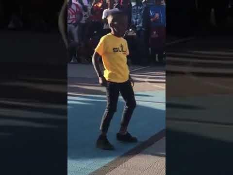 Labantwana amaUber dance 6 year old