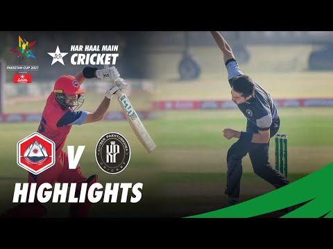 Full Highlights | Northern vs KP | Pakistan Cup 2021 | PCB | MA2T