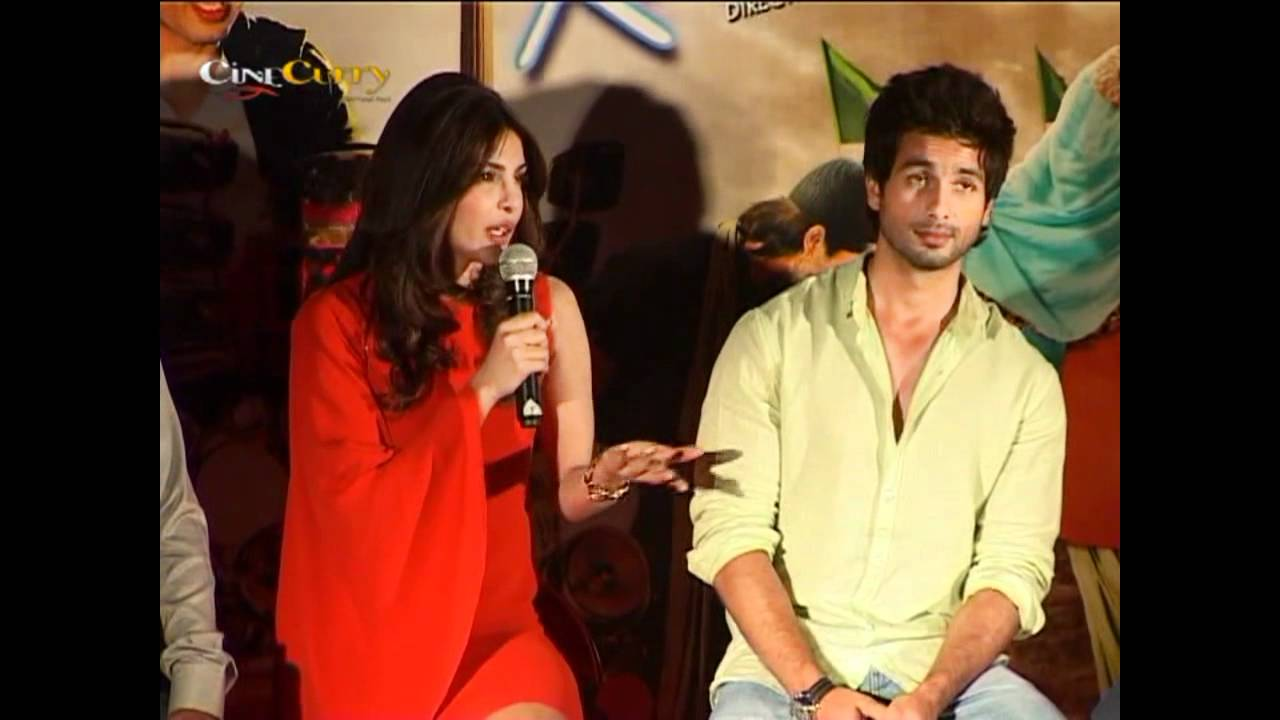 'Teri Meri Kahaani' at its first look launch