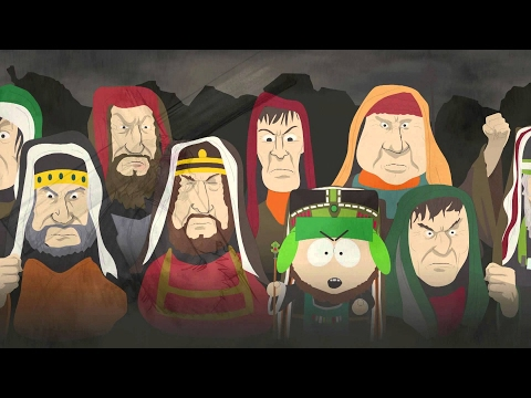 Mr.Who Reviews - South Park - Season 8 Episode 3 - The Passion Of The Jew