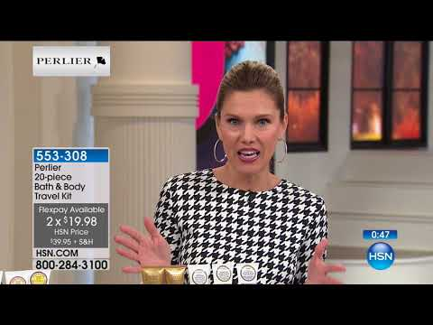 HSN | Perlier Beauty / Essie Nail Collection 09.07.2017 - 09 AM