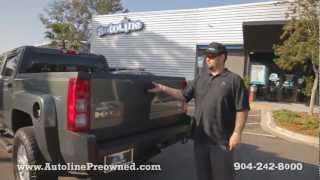 Autoline's 2010 Hummer H3T Alpha Walk Around Review Test Drive
