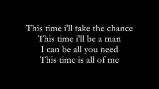 John Legend - This Time with lyrics
