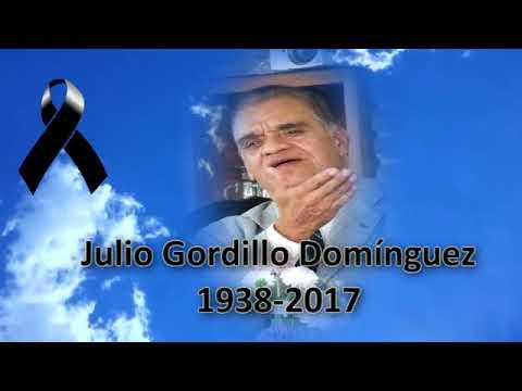 Julio Domínguez Gordillo 1938-2017