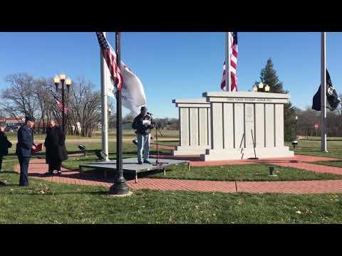 Creve Coeur Pearl Harbor ceremony