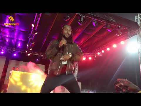 LACE AND MINJIN'S PERFORMANCE AT SMALL DOCTOR'S OMO BETTER CONCERT 2018