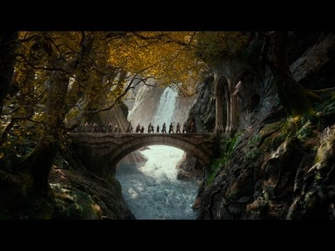 The Hobbit: The Desolation of Smaug (Full Trailer)