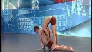 Amazing Gymnastic Performance