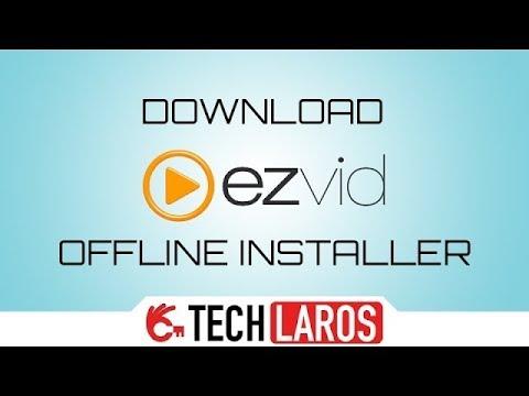 Best Free Screen recorder   Latest Ezvid Offline Installer Download