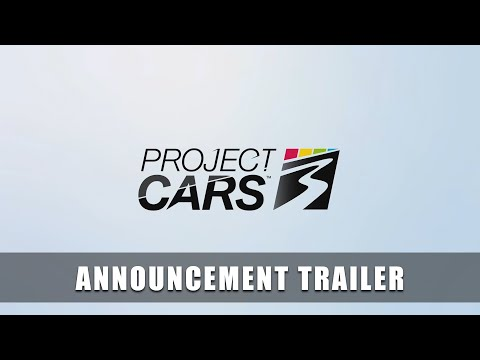 Project Cars 3 : Trailer d'annonce