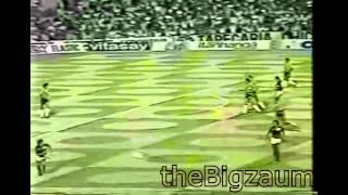Copa Libertadores 1981 Flamengo 0 x 0 Atlético MG O Flamengo foi declarado vencedor do jogo. Aos 37 minutos o Atlético...