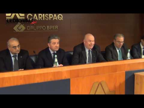 BPER e Fondazione Carispaq