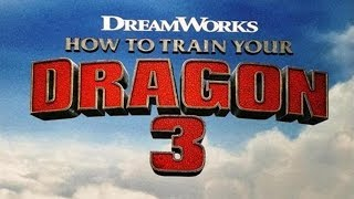 How to Train Your Dragon 3 Title Revealed - Toothless finds night furies confirmed [ HTTYD l RTTE ]