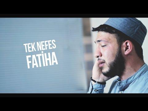 Video Tek Nefeste İnanılmaz Fatiha Tilaveti - Çay House download in MP3, 3GP, MP4, WEBM, AVI, FLV January 2017