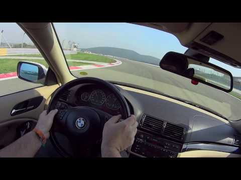 POV BMW E46 330Ci Coupé