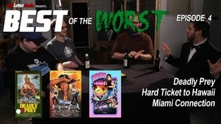 Video Best of the Worst: Deadly Prey, Hard Ticket to Hawaii, and Miami Connection MP3, 3GP, MP4, WEBM, AVI, FLV Januari 2019