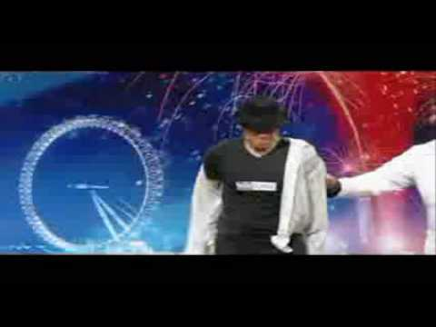 Michael Jackson - Britain's Got Talent 2008