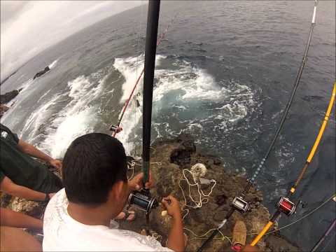 Dwayne's Ulua Video – Mar 2013