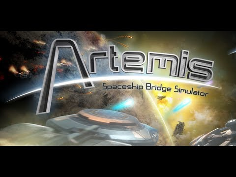 artemis - Game: Artemis Bridge Simulator http://www.artemis.eochu.com/ MCME videos will be returning in full force in September, I had a lot going on with the end of s...