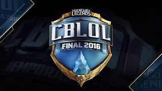 Final CBLoL 2016 - CNB eSports x INTZ eSports