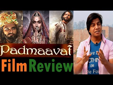 Full Movie Review | Padmaavat | Ranveer Singh | Deepika Padukon | Shahid Kapoor