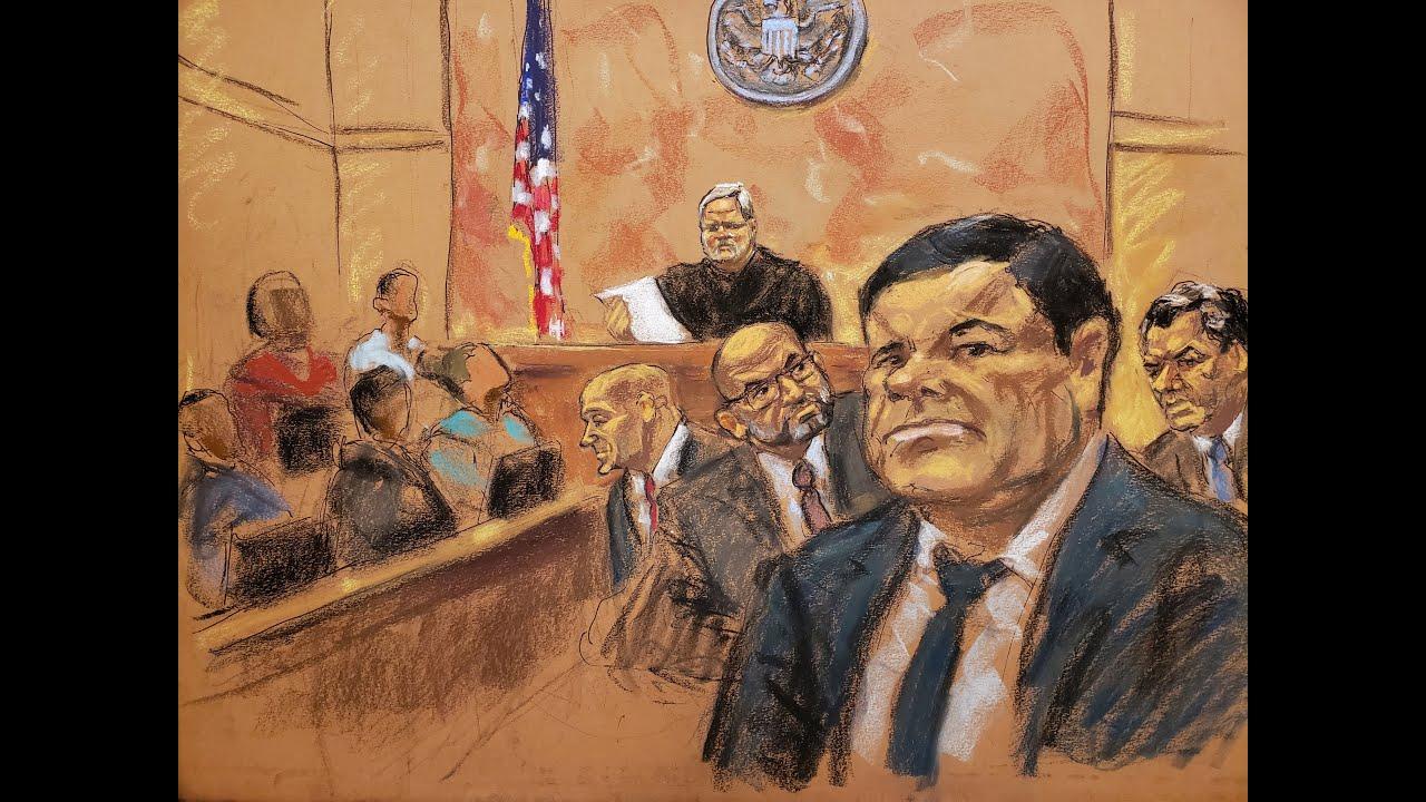 Ένοχος ο Ελ Τσάπο