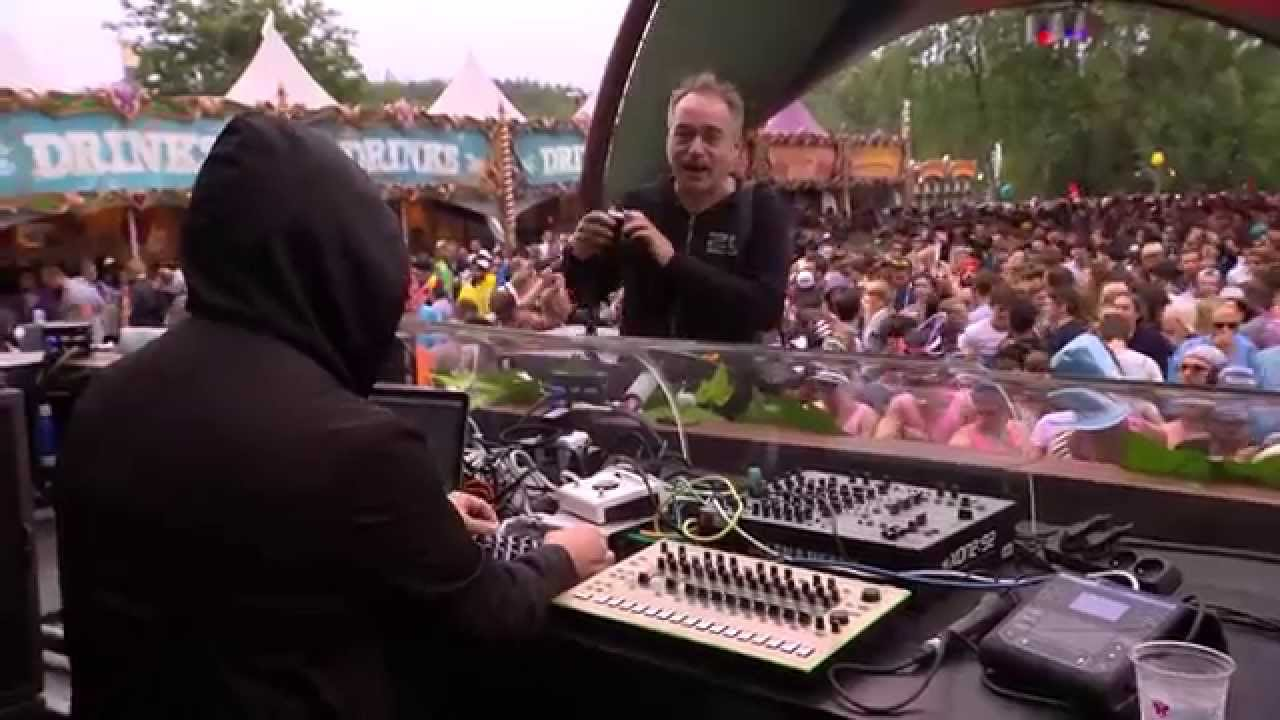 Marc Houle - Live @ Tomorrowland Belgium 2015