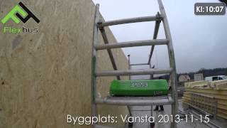 Video: Byggplats: Vansta 2013-11-15