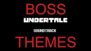 Undertale All Main Boss Themes